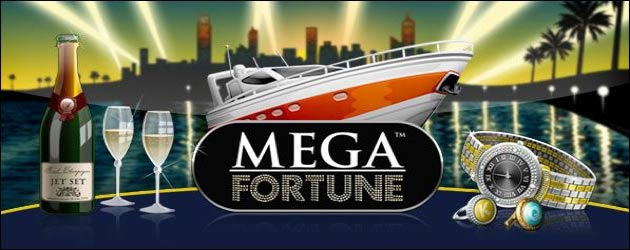 A look at how the Mega Fortune video slot works